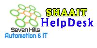 SHAAIT Helpdesk